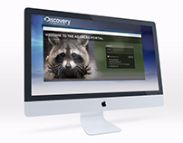 Discovery Ad Sales Portal