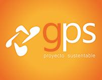 Logotipo GPS Proyecto Sustentable