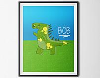 Bob - O Dinossauro Triste
