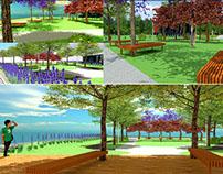 Revitalização espaço urbano - Parque Urbano