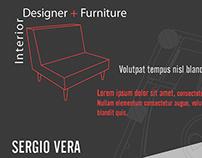Diseño pagina web Sergio Vera