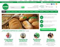Loja Online Jumbo (Chile)