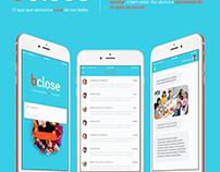 Bclose App