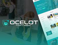Ocelot Project - Logo & Web Design