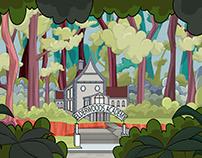 Elderwoods (Short Animation)