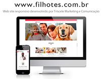 WebSite - Filhotes.com.br