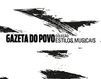 Livro Coleção Estilos Musicais