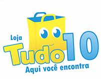 Logo Loja Tudo 10