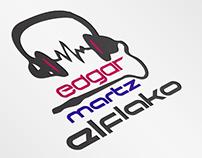 Logotipo Edgar Martz 2016
