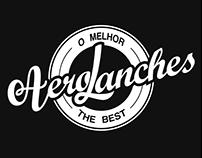 Aero Lanches - Logo