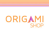 Branding - Logotipo / Origami Shop