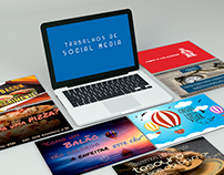 Social media (artes para rede social)