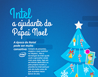 Intel - Infográfico, Natal