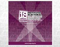Guanajuato State Electoral Institute 18th anniversary