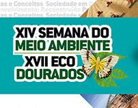 XIV Semana do Meio Ambiente - cartaz