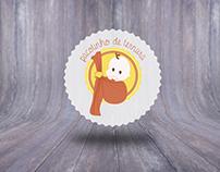 Logo - Pacotinho de ternura