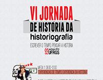 VI Jornada de História da Historiografia