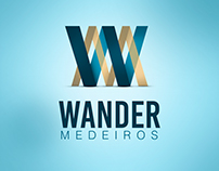Logo Advogado Wander Medeiros