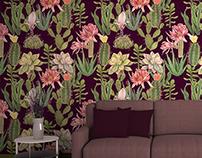 Handmade Wallpaper collection