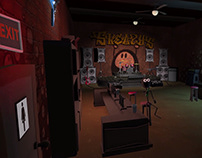 Stickman 3D Animation Sample