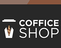 COFFICE SHOP - LOGO DESIGN