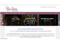 Em Roma - O Seu Blog de Dicas e Curiosidades sobre Roma