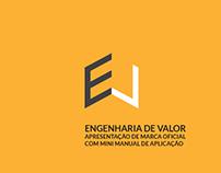 Identidade Visual para empresa de engenharia civil