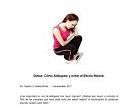 Artículo sobre dietas y efecto rebote