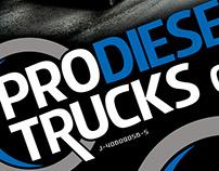Desarrollo de Logotipo para ProDiesel Trucks