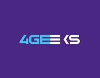 Branding 4GEEKS