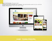 Web Design: Carro de Compras