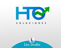 HTO Soluciones Logo