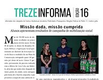 Treze informa edição #16