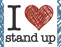 I Love Stand Up, show