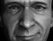 Roberto Benigni - Likeness 3D Sculpture