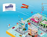 Familia | Cultura baños