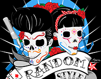 Stamp - Random Style