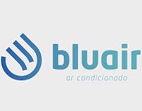 Bluair - Single Page