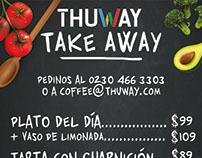 Flyer para impresión restaurant