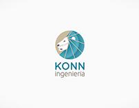 Konn Ingeniería - Branding Project