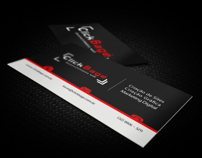 Cartão de Visita - ClickBagé