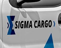 Diseño de logotipo para Sigma Cargo