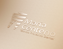 Logotipo - María Centeno (T.P.D)