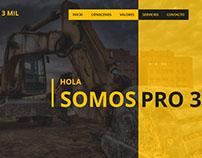 Construcción Pro 3 Mil