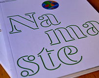Artículo para revista Namaste