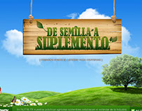 Interactive Game for Nutrilite