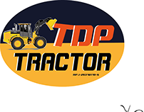 ISOLOGO T.D.P TRACTOR