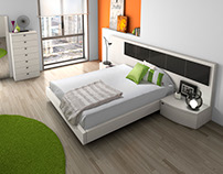 3D VISUALIZATION/ 3d Bedrooms