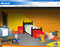 Microsoft Office Microsite
