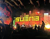 Logo Suena Caracas